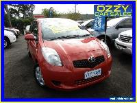 2006 Toyota Yaris Orange for Sale