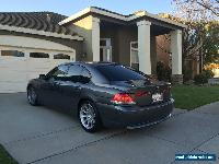 2005 BMW 7-Series Base Sedan 4-Door for Sale