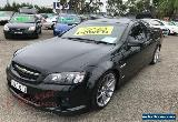 2008 Holden Commodore VE SS-V Black Automatic 6sp A Utility for Sale
