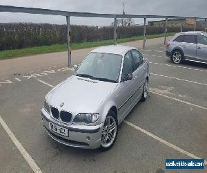 2002 BMW 330D SE SILVER for Sale