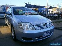 2007 Toyota Corolla ZRE152R Ascent Blue Automatic 4sp A Sedan for Sale