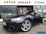 2014 64 BMW 5 SERIES 2.0 528I M SPORT 4D AUTO 242 BHP for Sale