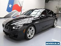 2015 BMW 6-Series Base Sedan 4-Door for Sale