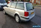 1999 VOLKSWAGEN PASSAT ESTATE 1.8 20V PETROL 1 YEAR MOT **Price reduced** for Sale