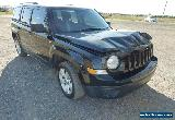 2012 JEEP PATRIOT MK SPORT MY12 SUV 89k 5SPD MANUAL LIGHT DAMAGE REPAIR CHEAP for Sale