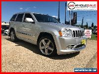 2006 Jeep Grand Cherokee WH SRT-8 WAGON 5DR AUTO 5SP 4X4 6.1I (MY2006) Silver A for Sale