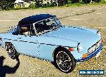 1972 MG MGB Mk III Roadster for Sale