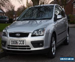 Ford Focus Zetec 2.0 tdci - silver   for Sale