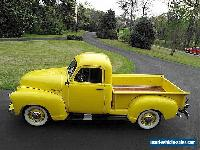 1952 Chevrolet Other Pickups -- for Sale
