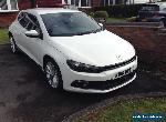 Volkswagen Scirocco 2.0 TDI GT 2dr DIESEL AUTOMATIC 2010/10 for Sale