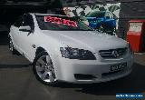 2007 Holden Commodore VE Omega White Automatic 4sp A Sedan for Sale