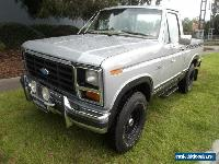 1985 Ford F100 XLT Grey Automatic 3sp A Utility for Sale