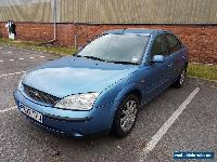 Ford Mondeo 2002 TDCI 2l Zetec Diesel Spares or Repairs, MOT'd, Running for Sale