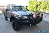 2006 Nissan Patrol GU II DX Gold Manual 5sp M 2D CAB CHASSIS for Sale