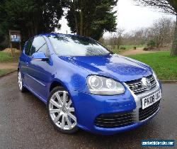 2008 VOLKSWAGEN GOLF R32 3.2 BLUE V6 4MOTION 3 DOOR MANUAL for Sale