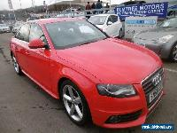 2008 Audi A4 2.0 TDI S Line 4dr for Sale