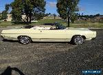 Ford Galaxie Convertible 302 V8 Auto. Not Mustang, Fairlane or Thunderbird.  for Sale