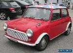 1989 Austin AUSTIN MINI 1000 for Sale