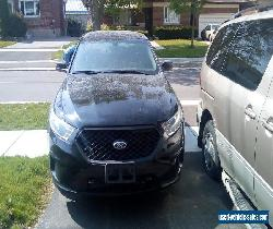 Ford: Taurus AWD EX POLICE for Sale
