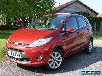 Ford Fiesta 1.4 2009MY Zetec for Sale