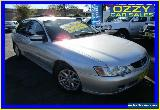 2003 Holden Commodore VY II Executive Silver Automatic 4sp A Sedan for Sale