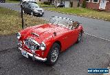 Austin Healey: 3000 BJ7 MARK II for Sale