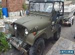 1971 Willys M38A1 CDN3 for Sale