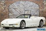 2001 Chevrolet Corvette Base Convertible 2-Door for Sale