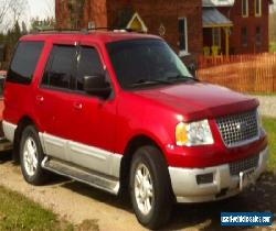 Ford: Expedition XLT for Sale