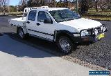2004 Holden Rodeo Dual Cab Ute 3.0 Litre Diesel for Sale