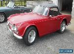 Triumph: TR4 convertible for Sale