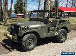 1967 Willys M38A1 for Sale