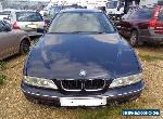 1999 BMW 5 SERIES SALOON 528I SE 4DR 5 SPEED AUTO PETROL for Sale