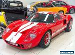 2001 Ford GT40 Red Manual M Coupe for Sale