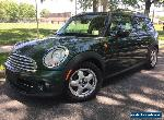 2011 Mini Clubman for Sale