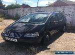 vw sharan 1.9 tdi 2006 7 seater for Sale