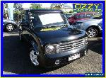 2005 Nissan Cube Z11 Black Automatic 4sp A Wagon for Sale
