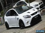 2010 Ford Focus LV RS White Manual 6sp M Hatchback for Sale