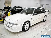 1986 Holden Calais VL Alpine White Manual M Sedan for Sale