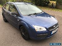 2006 FORD FOCUS 1.6 LX PETROL BLUE MOT for Sale