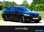 2015 BMW 2 SERIES 220D SE COUPE DIESEL for Sale