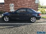 BMW 1 series coupe diesel manuel  for Sale