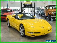 2000 Chevrolet Corvette Convertible for Sale