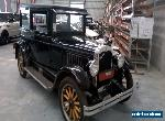1925 Oldsmobile Chevrolet  for Sale
