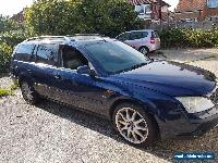FORD MONDEO 2.5 V6 GHIA ESTATE AUTO SPARES / REPAIRS for Sale