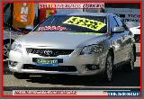 2011 Toyota Aurion GSV40R 09 Upgrade Touring SE Silver Automatic 6sp A Sedan for Sale