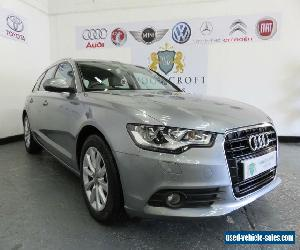 AUDI A6 3.0 AVANT TDI SE 2012 Diesel Automatic in Grey for Sale