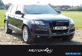 2007 AUDI Q7 TDI QUATTRO S LINE ESTATE DIESEL for Sale