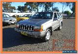 1998 Jeep Grand Cherokee ZG Laredo (4x4) Grey Automatic 4sp A Wagon for Sale