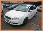 2006 Ford Focus LS LX White Manual 5sp M Hatchback for Sale